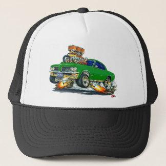 Boné Carro verde de 1964 GTO