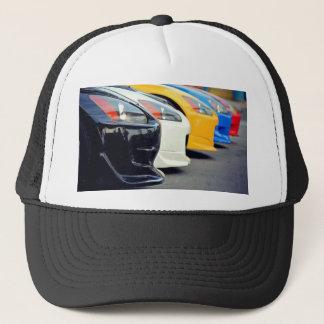Boné Carros