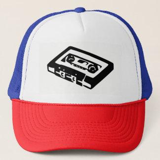 Boné Cassete áudio