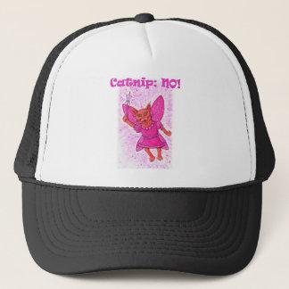 Boné Catnip: NÃO!