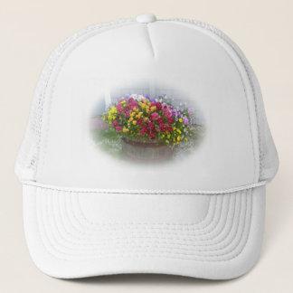 Boné Cesta das flores