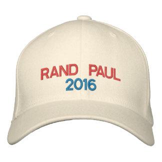 Boné Chapéu 2016 de Paul da margem