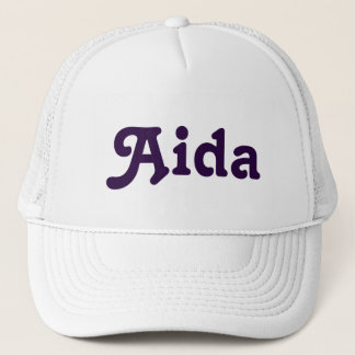 Boné Chapéu Aida