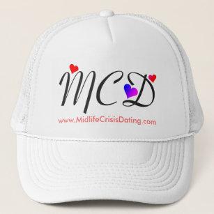 Boné Chapéu bonito do logotipo das senhoras de MCD f0c46e7c146