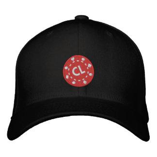 Boné Chapéu bordado Leader® da microplaqueta