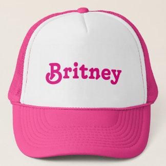 Boné Chapéu Britney