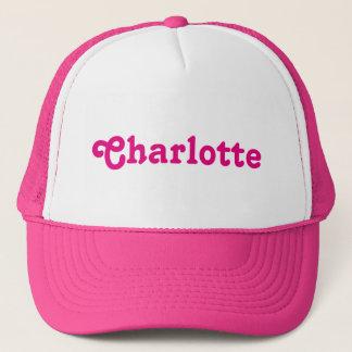 Boné Chapéu Charlotte