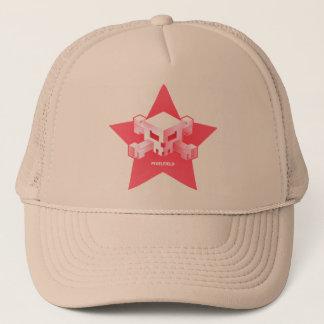 Boné Chapéu cor-de-rosa do logotipo do jogo   de