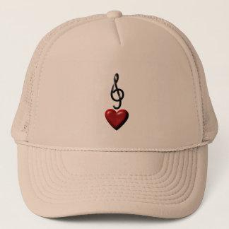 Boné Chapéu da música do amor