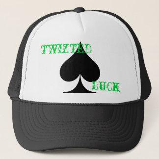Boné Chapéu da sorte do camionista
