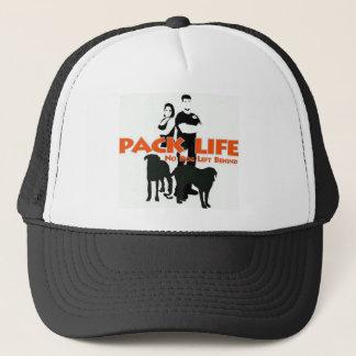 Boné Chapéu da vida do bloco