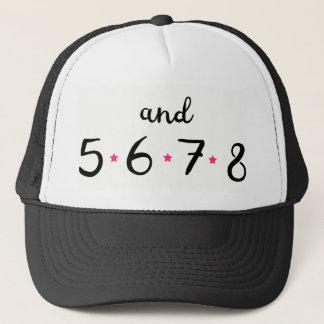 Boné Chapéu de 5678 danças