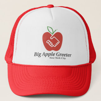 Boné Chapéu de Grande Apple Greeter, Inc.