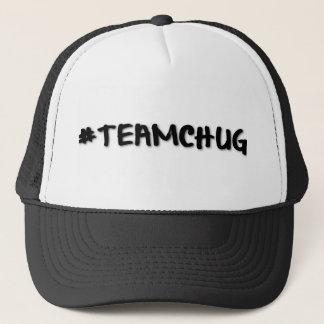 Boné Chapéu de Hashtag do camionista do Chug da equipe