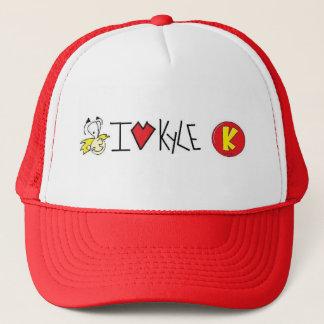 """Boné Chapéu de Kyle W. Produção """"eu amo Kyle"""""""