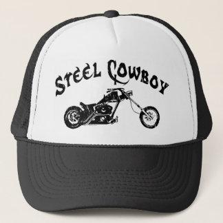 Boné Chapéu de vaqueiro de aço