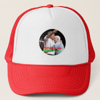 Boné Chapéu do abraço de McCain Bush