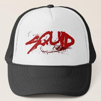 Boné Chapéu do calamar