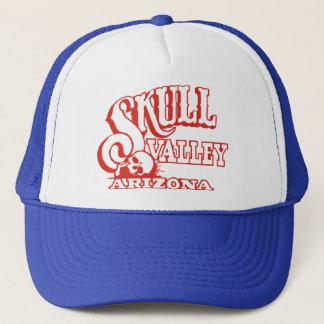 Boné Chapéu do camionista com vale do crânio, logotipo