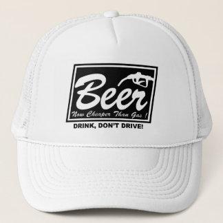 Boné Chapéu do camionista da cerveja
