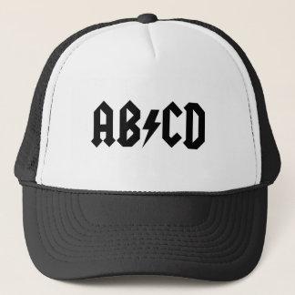 Boné Chapéu do camionista de ABCD