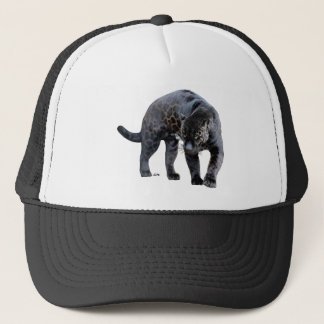 Boné Chapéu do camionista de Jaguar Diablo