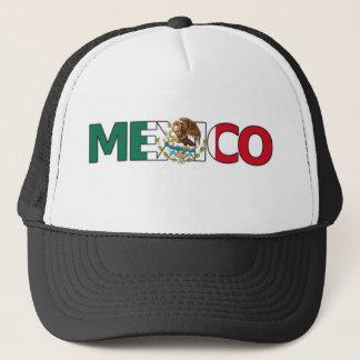Boné Chapéu do camionista de México