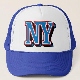 Boné Chapéu do camionista de NY New York