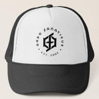 Boné Chapéu do camionista de Ordo Fanaticus a 2017