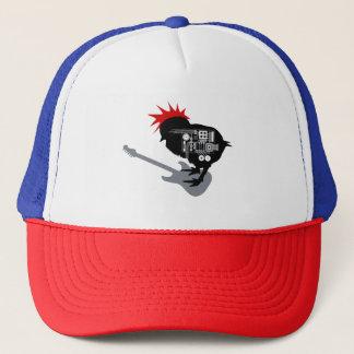 Boné Chapéu do camionista do pintinho da rocha