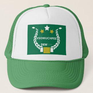 Boné Chapéu do camionista para Dewey