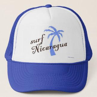 Boné Chapéu do camionista - surf Nicarágua