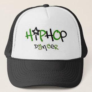 Boné Chapéu do dançarino de Hip Hop