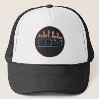 Boné Chapéu do equalizador de EDM