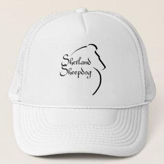 Boné Chapéu do estilo de Sheltie