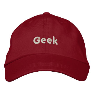 Boné Chapéu do geek