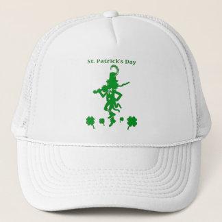 Boné Chapéu do Leprechaun do dia de St Patrick