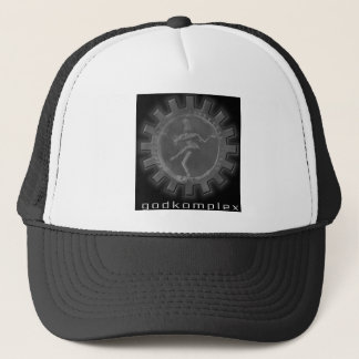 Boné Chapéu do logotipo de Godkomplex Shiva