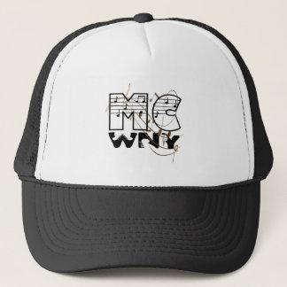 Boné Chapéu do logotipo de MCWNY