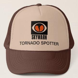 Boné Chapéu do observador SKYWARN do furacão