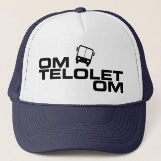 Boné Chapéu do OM Telolet OM