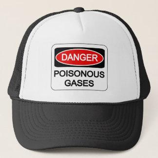 Boné Chapéu do perigo - escolha a cor