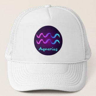 Boné Chapéu do símbolo do Aquário