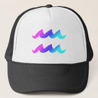 Boné Chapéu do zodíaco do Aquário