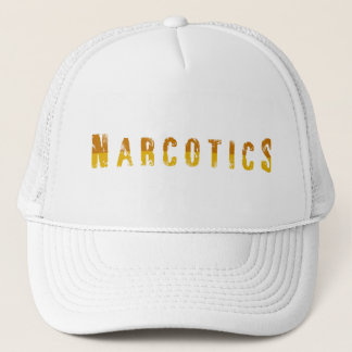 Boné Chapéu dos narcóticos