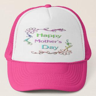 Boné Chapéu feliz do dia das mães