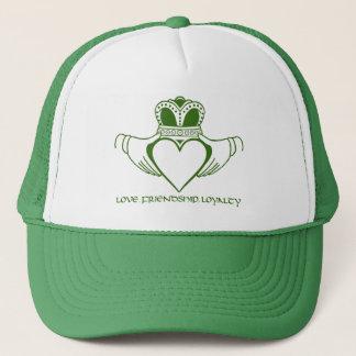 Boné Chapéu irlandês do símbolo de Claddagh