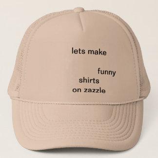 Boné chapéu legal