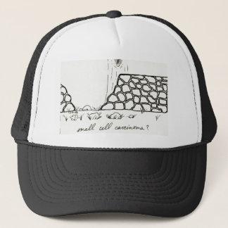 Boné Chapéu pequeno da carcinoma da pilha
