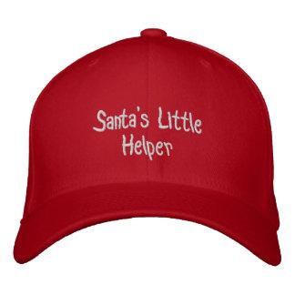 Boné Chapéu pequeno do ajudante do papai noel